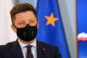 Michał Dworczyk: Do wieczora 200 tys. szczepionek dotrze do szpitali węzłowych [RELACJA]