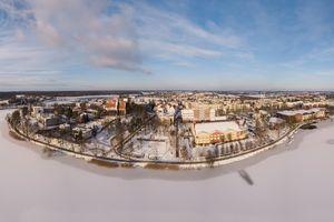 Olsztyńska za zdjęcie