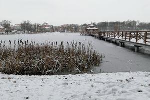 Gazeta za zdjęcie: Jezioro Górne w Kętrzynie