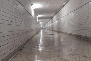 PKP nie chce starego tunelu pod torami