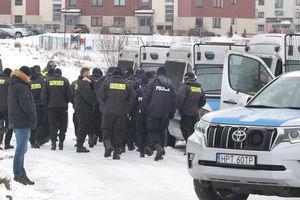 Policjanci i żołnierze szukają 21-letniego Witolda Studniarza z Olsztyna. W poszukiwaniach pomaga dron [ZDJĘCIA, WIDEO]
