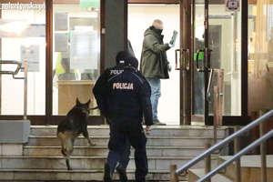 Napad na kantor w Olsztynie. Padły strzały. Trwa policyjna obława [ZDJĘCIA]