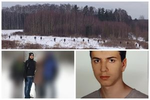 Minął tydzień od zaginięcia Witolda Studniarza z Olsztyna. Policja nadal szuka 21-latka