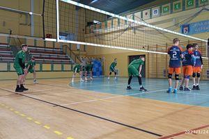 Sportowy weekend w hali OSiR Węgorzewo