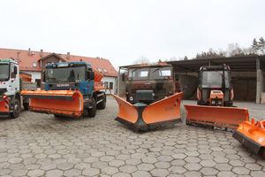 Standardy zimowego utrzymania dróg w powiecie lidzbarskim