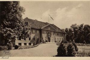 POWIAT ZNANY i NIEZNANY|| Ogrodzieniec (Neudeck) - gniazdo rodowe Hindenburgów