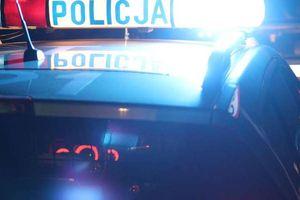 W gminie Płośnica uderzył autem w bramę posesji