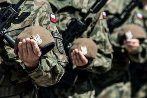 Ochotnicy złożą wojskową przysięgę