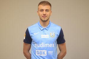 Piłkarz Lecha Poznań wypożyczony do Stomilu