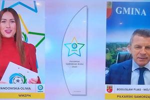 Gmina Ostróda trzeci raz z kolei jest Piłkarskim Samorządem Roku
