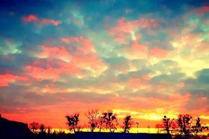 Piska za zdjęcie: Wschód słońca nad Piszem