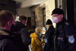 Olsztyn: Była dyskoteka, był też sanepid. W Olecku mimo lockdownu otwarto z kolei siłownię [VIDEO]