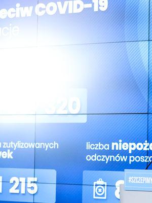 Michał Dworczyk szef KPRM, o tym, czy dla wszystkich wystarczy szczepionek