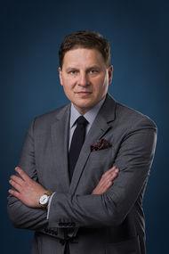 Rzecznik prasowy SO w Olsztynie sędzia Olgierd Dąbrowski-Żegalski.