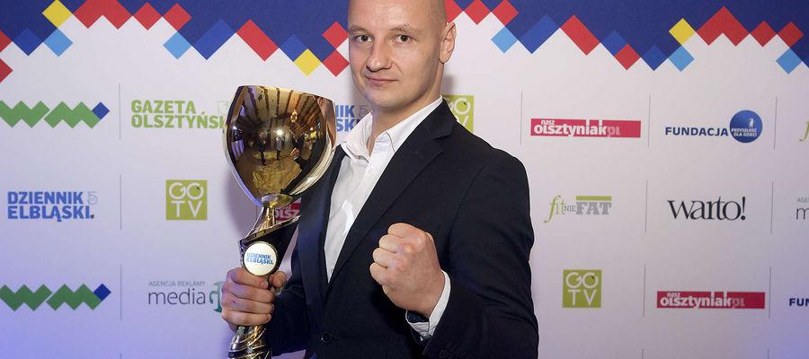 W ubiegłym roku Adrian Durma roku zajął drugie miejsce