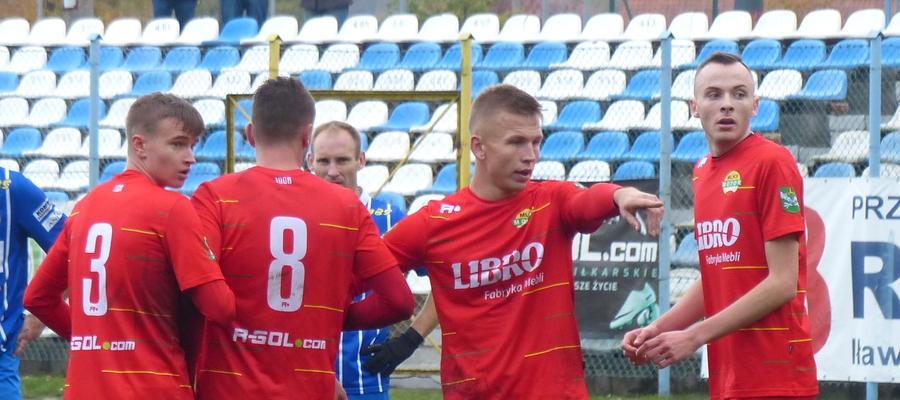 Piłkarze Motoru Lubawa w czwartek rozpoczną zimowe treningi