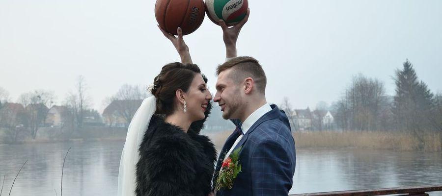 Joanna Markiewicz i Krystian Chełchowski