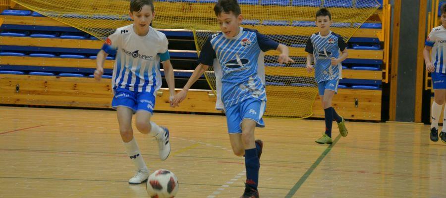 Piłkarze ostródzkiego Sokoła zajęli 3. miejsce