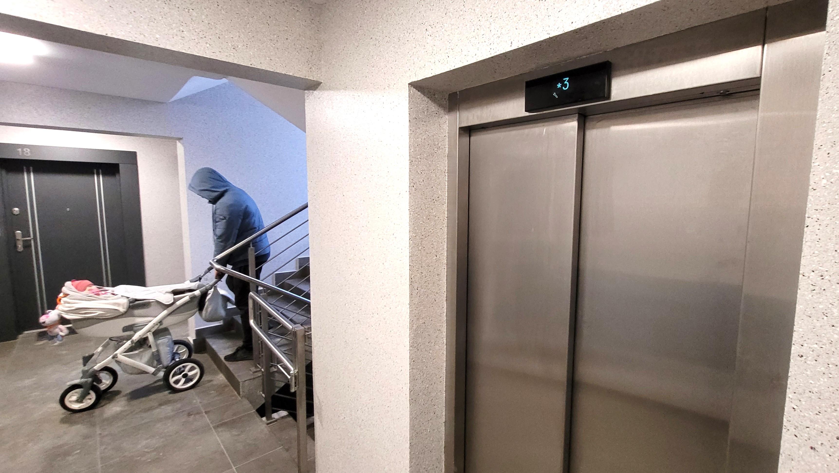 Нові ліфти пропонують зовсім інший комфорт