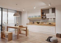 Drewno w kuchni: moda, która nie przemija