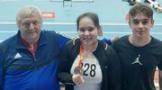 Świetny występ Asi na mistrzostwach w Toruniu
