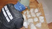 Narkotyki za ponad milion złotych w Elblągu