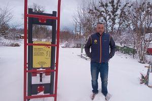 WYBIERAMY SUPERSOŁTYSA 2021: Dariusz Kurzawa, sołtys wsi Jasieniec (gm. Kruklanki)