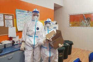 Giżycki szpital zamyka oddział covidowy