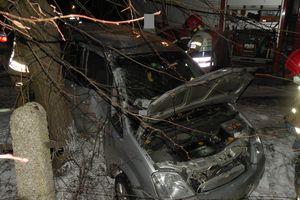 Służby ratownicze pracowały przy wypadku w Kurzętniku