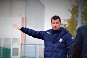 """Oficjalnie: Damian Jarzembowski trenerem Constractu Złotowo. """"Przed nami dużo pracy"""""""