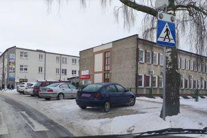 Problemy z parkowaniem w Lubawie