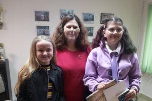 Uczennice SP 3 w Giżycku laureatkami ogólnopolskiego konkursu