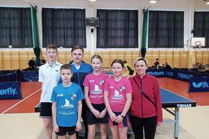 Tenisiści Czarnych Olecko walczyli w Działdowie