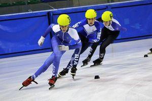 Medaliści na łyżwach. Giżycki UKS SHORT TRACK na Olimpiadzie