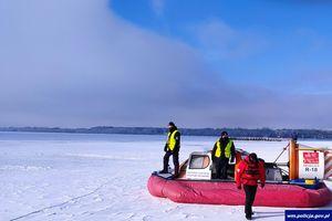 Wchodzisz na lód, nie zapomnij o kolcach