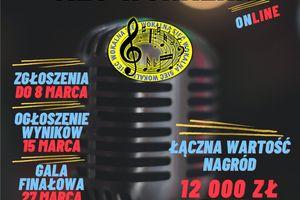 Talenty wokalne z województwa zaprezentują się w kraju.