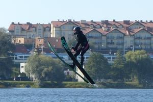 Ninja Series, skoki na nartach wodnych itd. — oby tylko covid-19 nie pokrzyżował tych planów