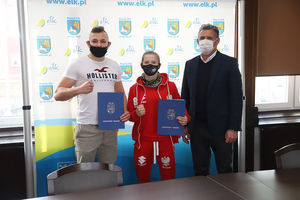 Najlepsi sportowcy z Ełku zostali docenieni i nagrodzeni