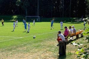 Piłkarska młodzież przed rundą wiosenną