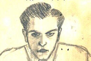 Namaluj portret Krzysztofa Kamila Baczyńskiego