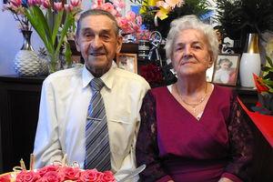 Siedemdziesiąt lat wspólnej małżeńskiej drogi...