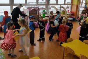 Bal Karnawałowy u przedszkolaków
