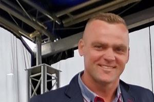 WYBIERAMY SUPERSOŁTYSA 2021: Daniel Skrobisz, sołtys Bogacka (gm. Giżycko)