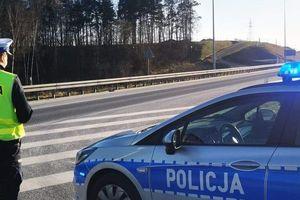 Kolizje, alkohol i prędkość - tak można podsumować weekend na drogach powiatu działdowskiego