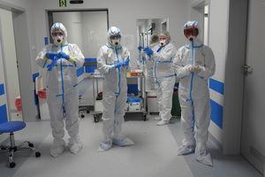Brytyjska mutacja wirusa zbiera żniwo na Warmii i Mazurach