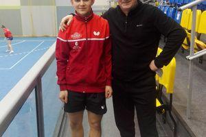Duży sukces sportowy byłego zawodnika UKS Gołdap Zdrój Dawida Chilickiego