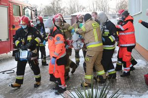 Pożar w Olsztynie: mamy nowe wiadomości w sprawie poszkodowanych