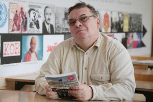 Henryk Falkowski: Odkrywam uczniów, których do tej pory nie zauważałem [ROZMOWA]