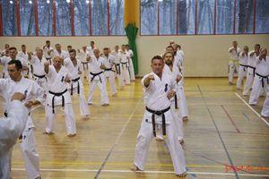 Oleccy karatecy trenowali z najlepszymi