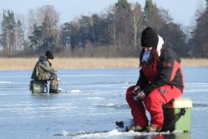 Jak łowić z lodu, by... nie dać się złowić